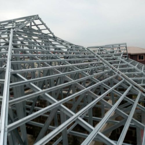 Light Steel Gauge Truss | Lloyd Philips Nigeria Limited